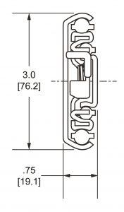 Accuride Heavy Duty C9308 X