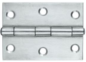 Butt Hinge – Stainless Steel Image