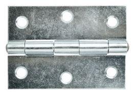 Butt Hinge – Zinc Plated Steel Image