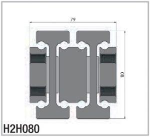 H2H Hegra 200 over extension rail_cut