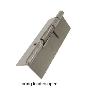 Spring Loaded Hinges Image