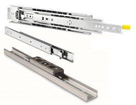 Drawer Slides & Linear Rails Thumbnail