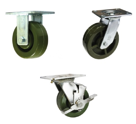 Castors H-Series Heavy Duty Image