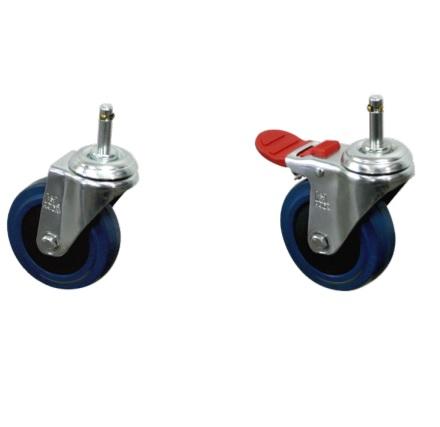 Castors M-Series Grip Neck Image