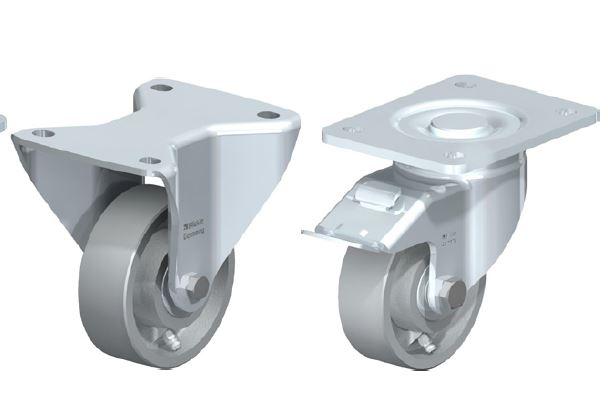 Cast Iron Wheel Image