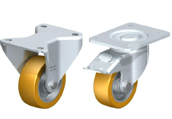 Extrathane PU Wheel Image