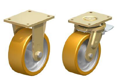 Extrathene PU Single Wheel Image