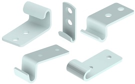 Keepers for Steel-Smith Range of Latches Image
