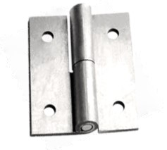 Lift Off Hinges Galvanised Image