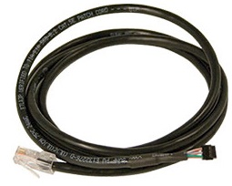 EA-KC2 - MEMBRANE KEYPAD ACCESS CONTROLLER_cable