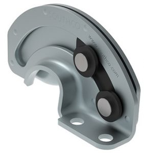 R6 removable hinges southco
