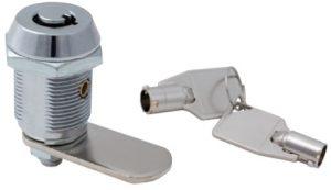 Southco PT Tubular Key lock_keys