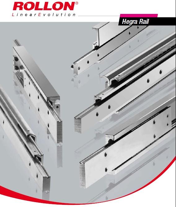 Full Catalogue – Hegra Heavy Duty Rails Image