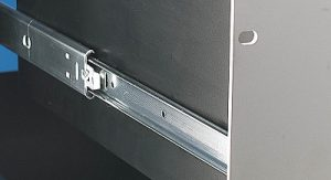 DS0305 Accuride Stainless steel slide_Concept latch-2